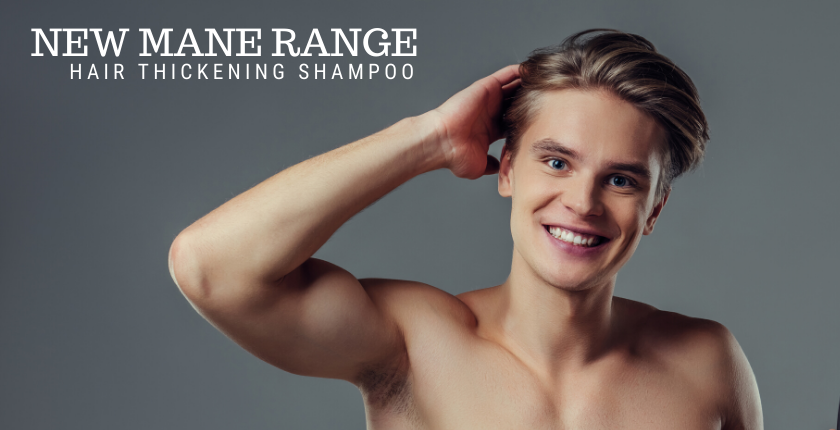 New Mane Hair Thickening Shampoo