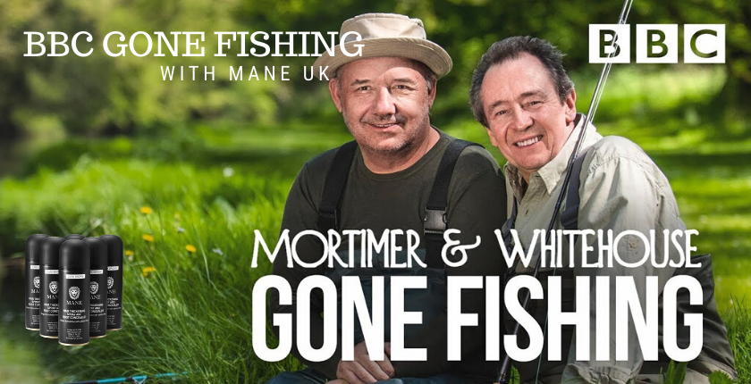BBC Gone Fishing – Let's go Disco with Mane