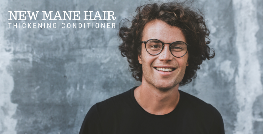 New Mane Hair Thickening Conditioner