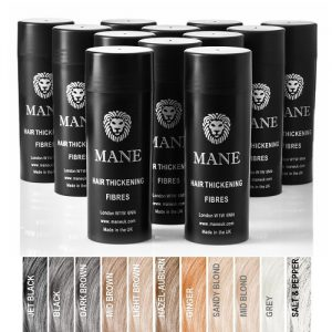 Mane Hair Thickening Fibres – Buy 10 get 2 Free