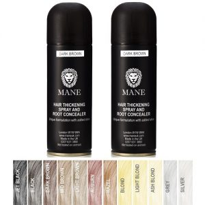 Mane Hair Thickening Sprays 200 ml – Buy 2 for £17.00 each