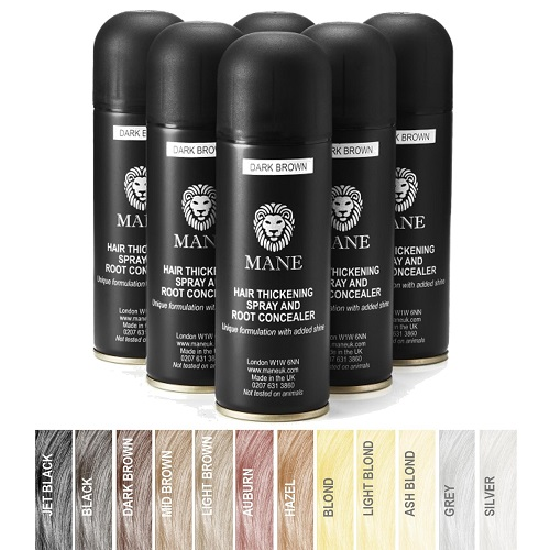 buy 5 mane hair thickeners and get 1 free