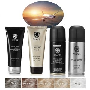 Mane Travel Pack 100 ml Hair Thickening Products