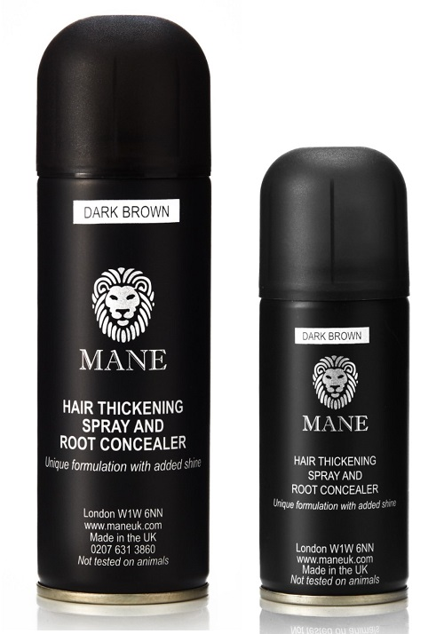 mane hair thickening spray 200 mland 100 ml