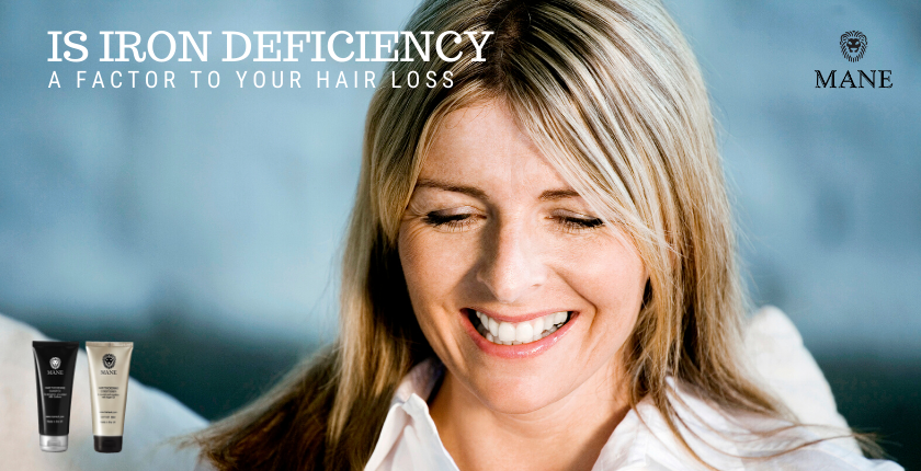 Is Iron deficiency a factor to your hair loss?