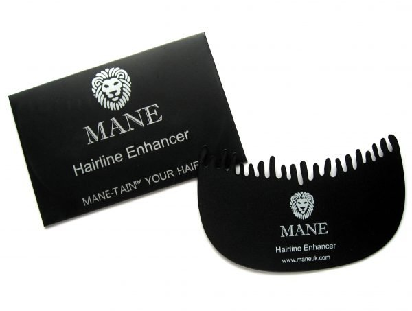 Mane Hairline Enhancer with packaging white
