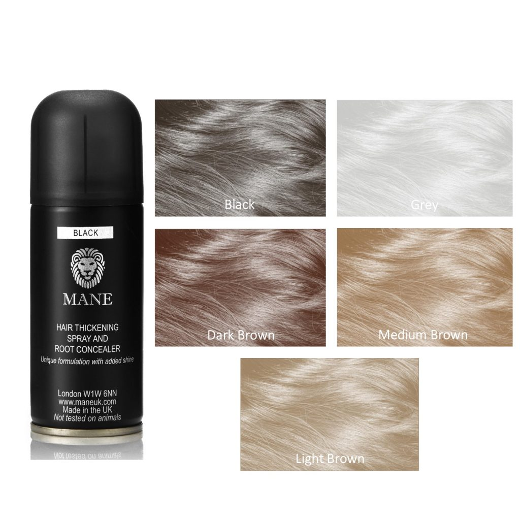 100 ml mane hair thickener